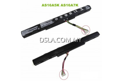 Acer Aspire E5-475 E5-575 AS16A5K AS16A7K AS16A8K K50-20 P249 P259 MG ES1-432 E5-576 OEM Laptop Battery