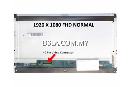 15.6 NORMAL 40PIN (1920*1080 FULL HD) LP156WF1(TL)(F3 F4) Laptop Replacement Screen