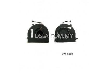 HP DV4-5100 DV4T-5000 DV4-5000 DV4-5110 DV4-5164LA DV4-5A04TX Laptop Replacement CPU Fan