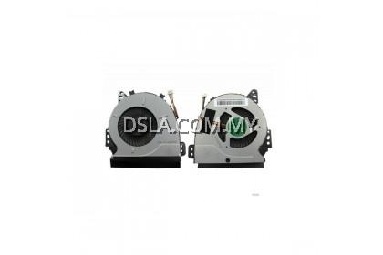 Toshiba Satellite L40D-A L40T-A L40DT-A L40-A 4Pin Laptop Replacement CPU Fan